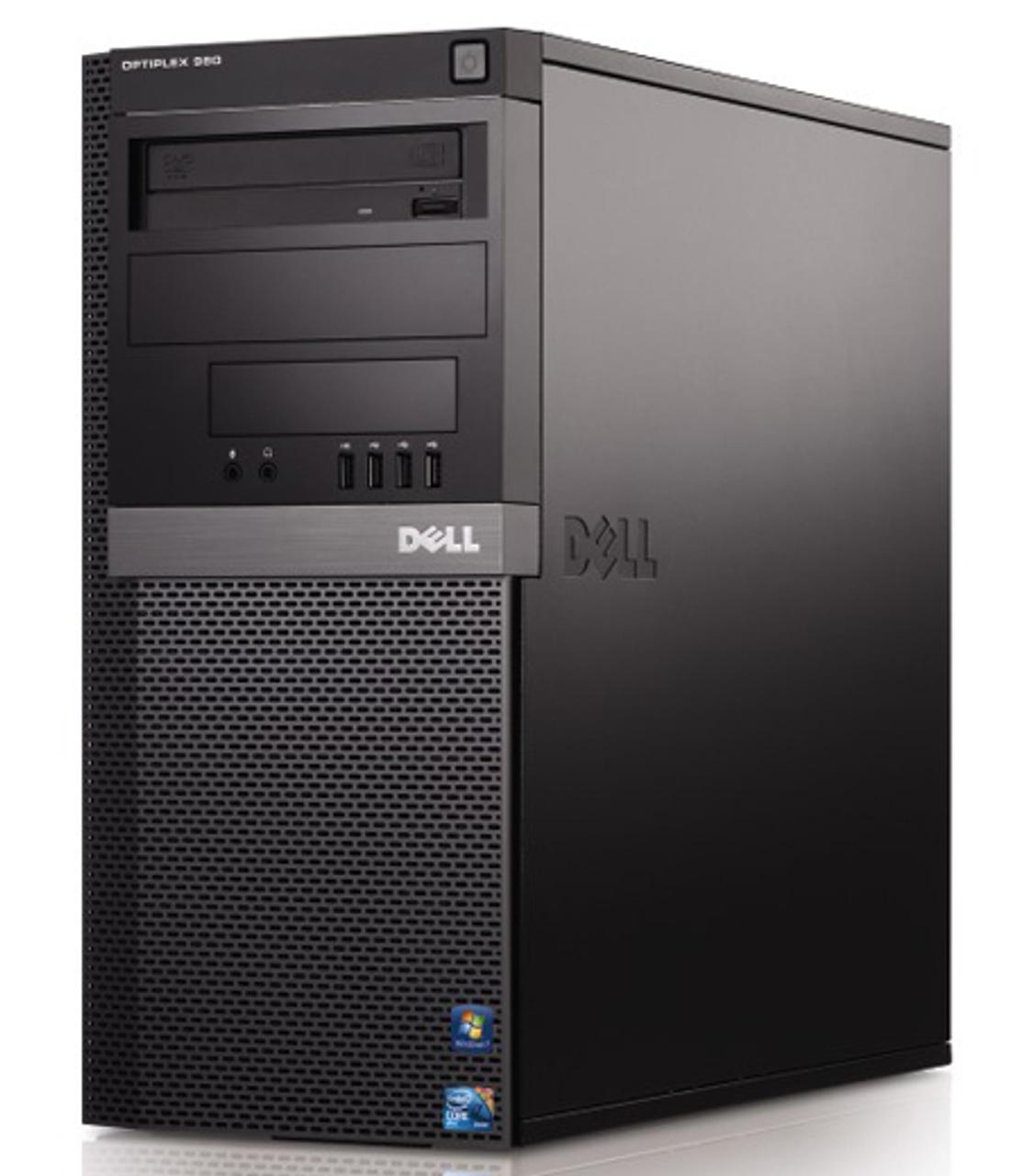 Dell Optiplex 980 Tower Core i5 3.2GHz, 4GB Ram, 250GB HDD, DVD-RW, Windows 10 Pro 64 Desktop Computer