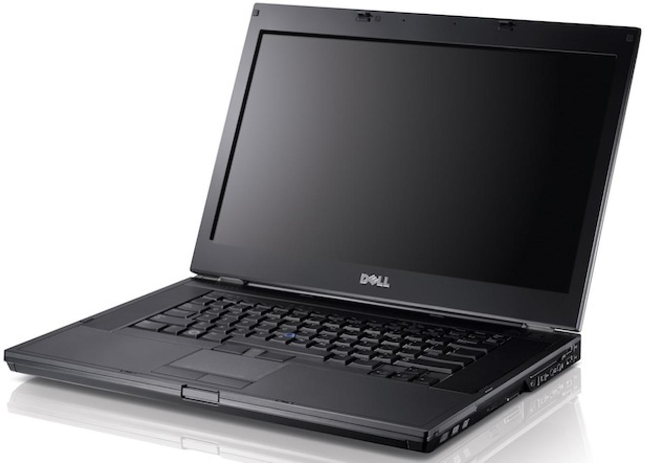 Dell Latitude E6410 Laptop Core i5 2.4GHz, 4GB Ram, 160GB HDD, DVD-RW, Windows 7 Pro 64 Notebook