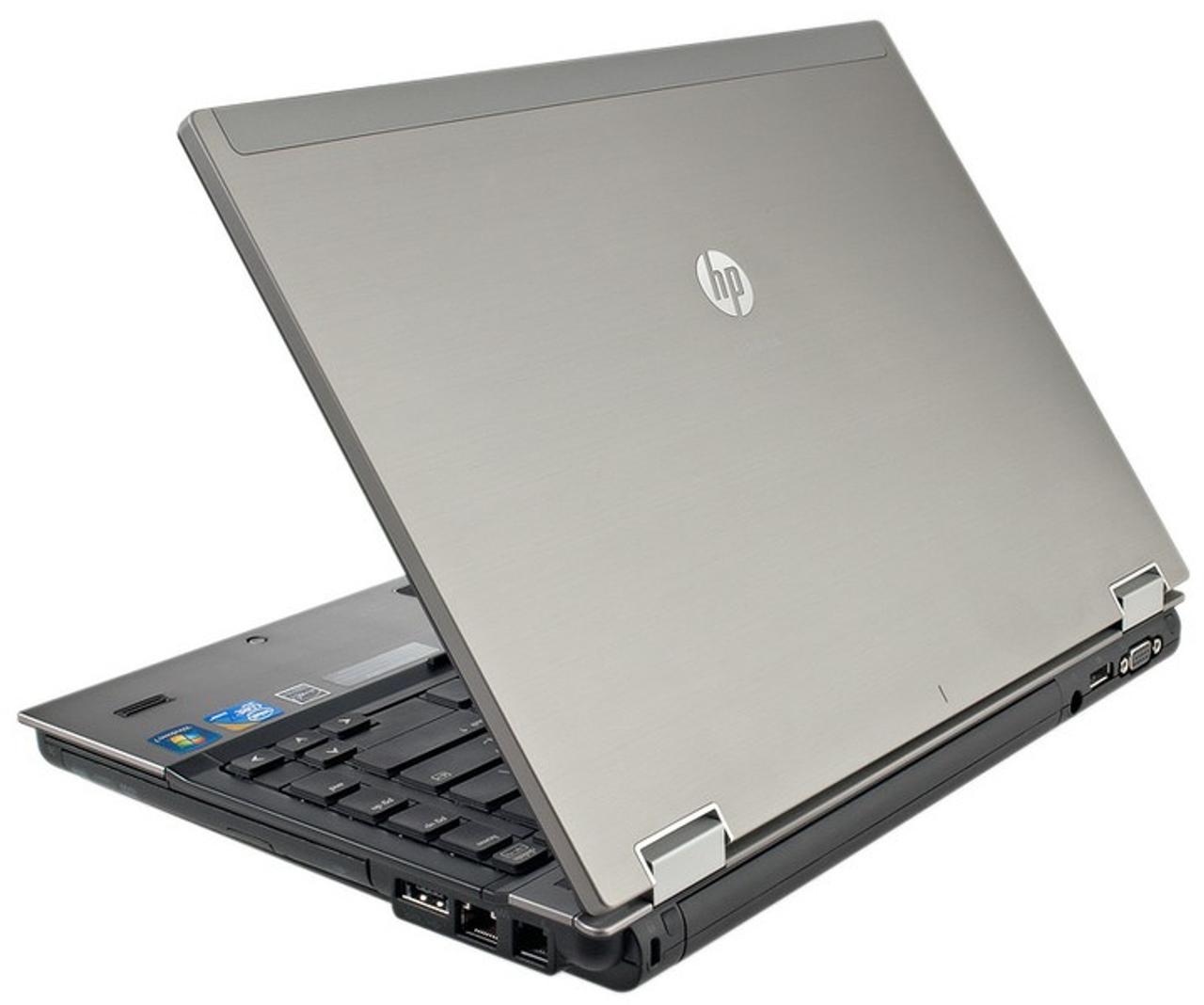 HP Compaq Elitebook 8440p Laptop Core i7 2.8GHz, 4GB Ram, 320GB HDD, DVD-RW, Notebook Windows 7 Pro 64 Notebook