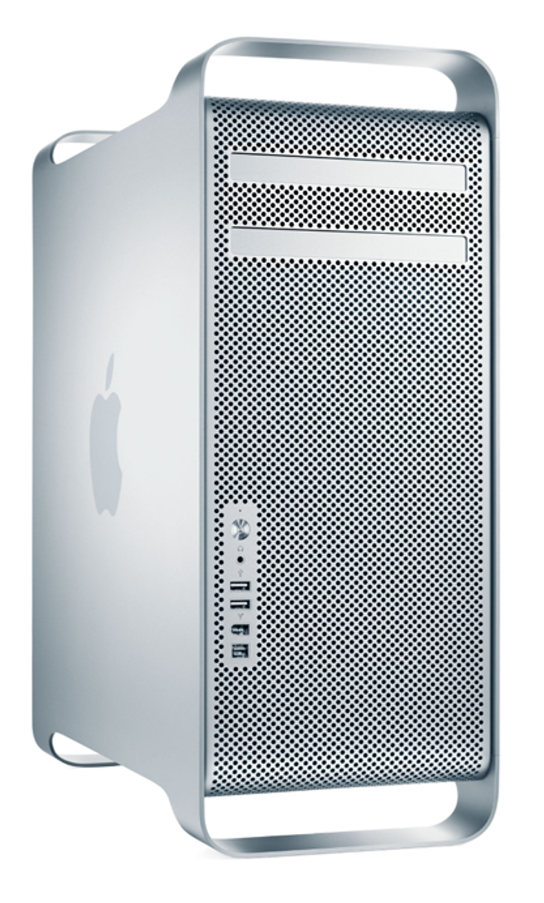 Apple Mac Pro Tower 2008 A1186 2.8GHz Quad, 16GB Ram, 1TB HDD, DVD-RW, OS X Yosemite MA970LL/A