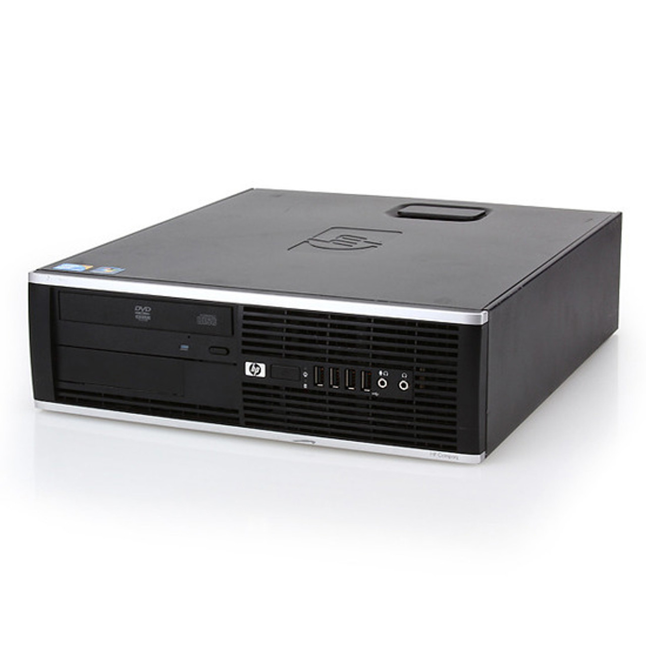 HP Compaq Elite 8100 SFF Core i3 2.93GHz, 4GB Ram, 250GB HDD, DVD-RW, Windows 7 Pro 64 Desktop Computer