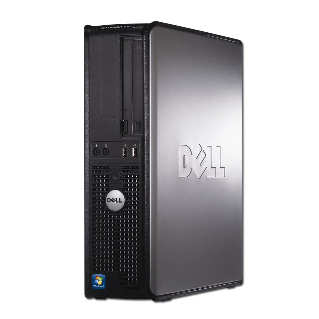 Dell Optiplex 380 SD Intel Core 2 Duo 3.0GHz, 4GB Ram, 160GB HDD, DVD-RW, Windows 7 Pro 64 Desktop Computer
