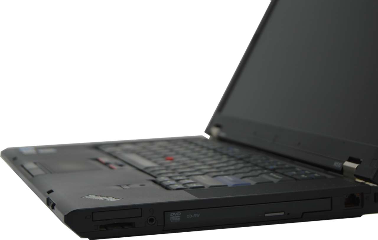 IBM Lenovo Thinkpad W510 Laptop Core i7 Quad 1.6GHz, 8GB Ram, 500GB HDD, DVD-RW, Windows 7 Pro 64 Notebook