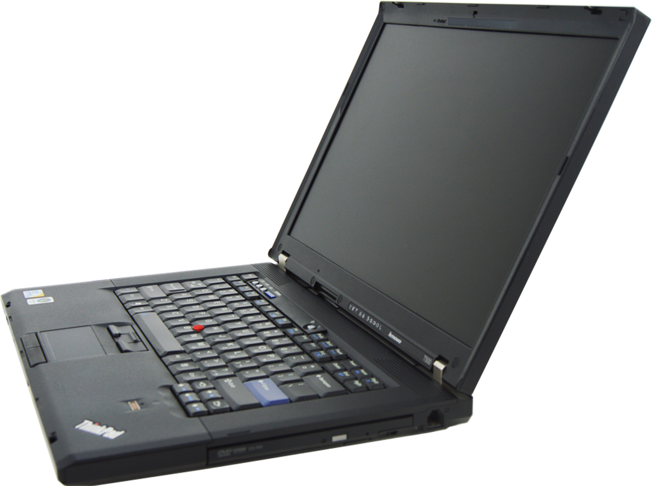 IBM Lenovo Thinkpad T500 Laptop Intel Core 2 Duo 2.53GHz, 4GB Ram, 250GB HDD, DVD-RW, Windows 7 Pro 64 Notebook