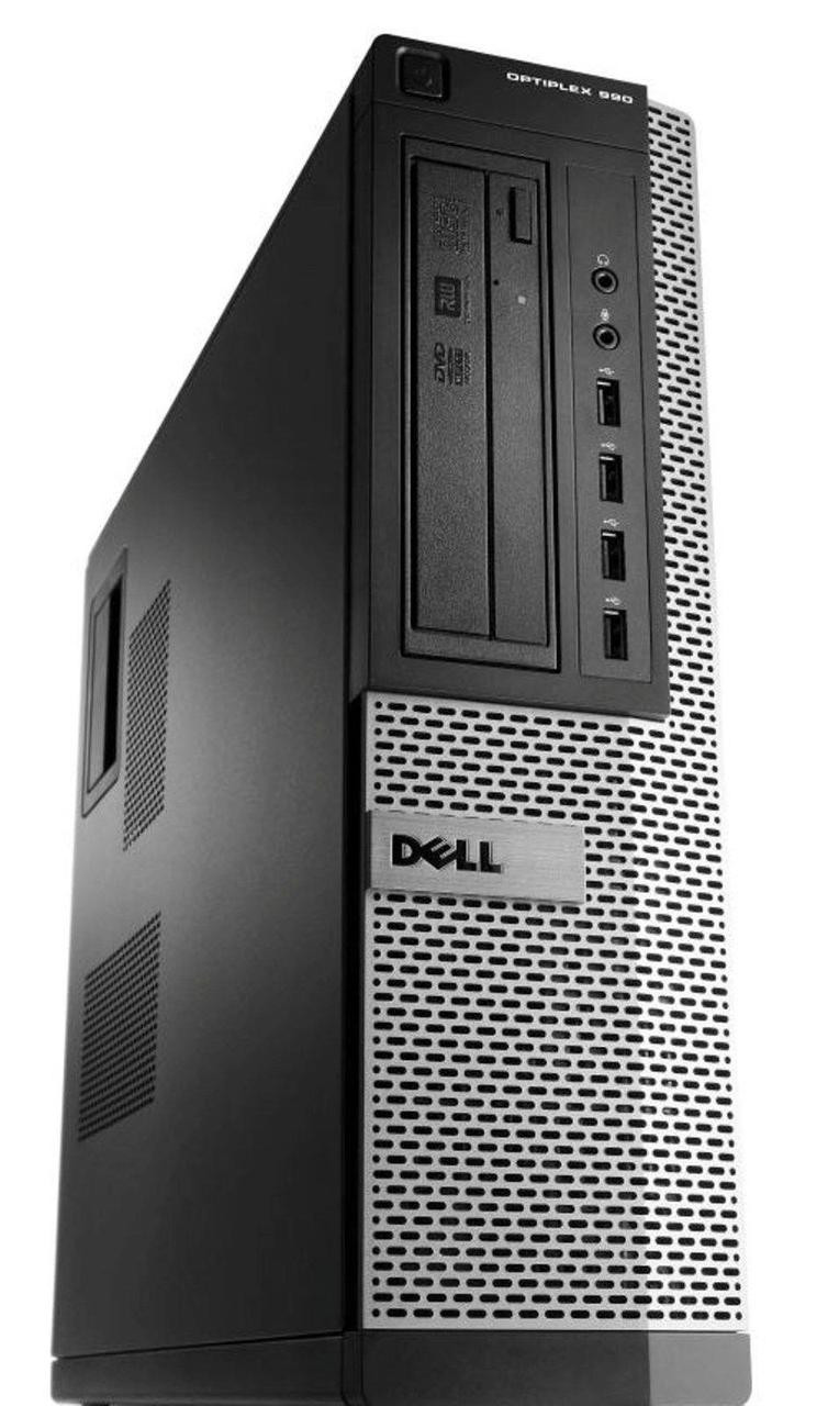 Dell Optiplex 990 SD Quad Core i5 3.10GHz, 4GB Ram, 250GB HDD, DVD-RW, Windows 10 Pro 64 Desktop Computer