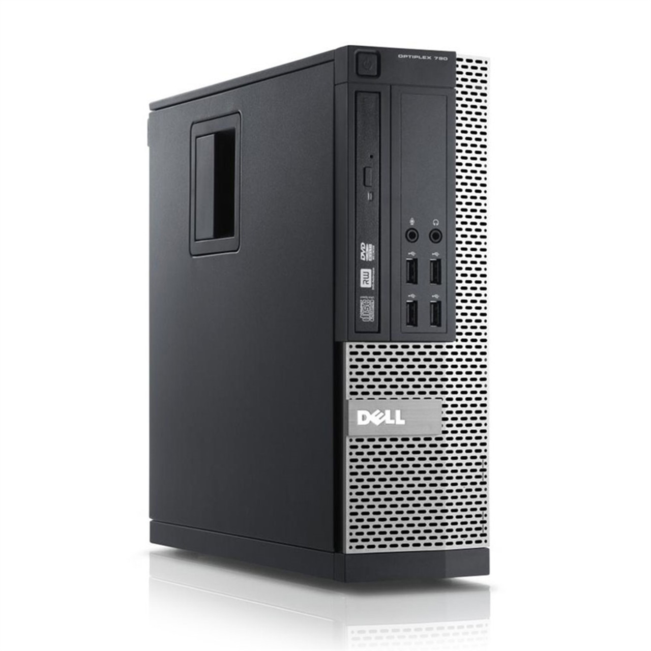 Dell Optiplex 790 SFF Core i3 3.1GHz, 4GB Ram, 250GB HDD, DVD-RW, Windows 10 Pro 64 Desktop Computer