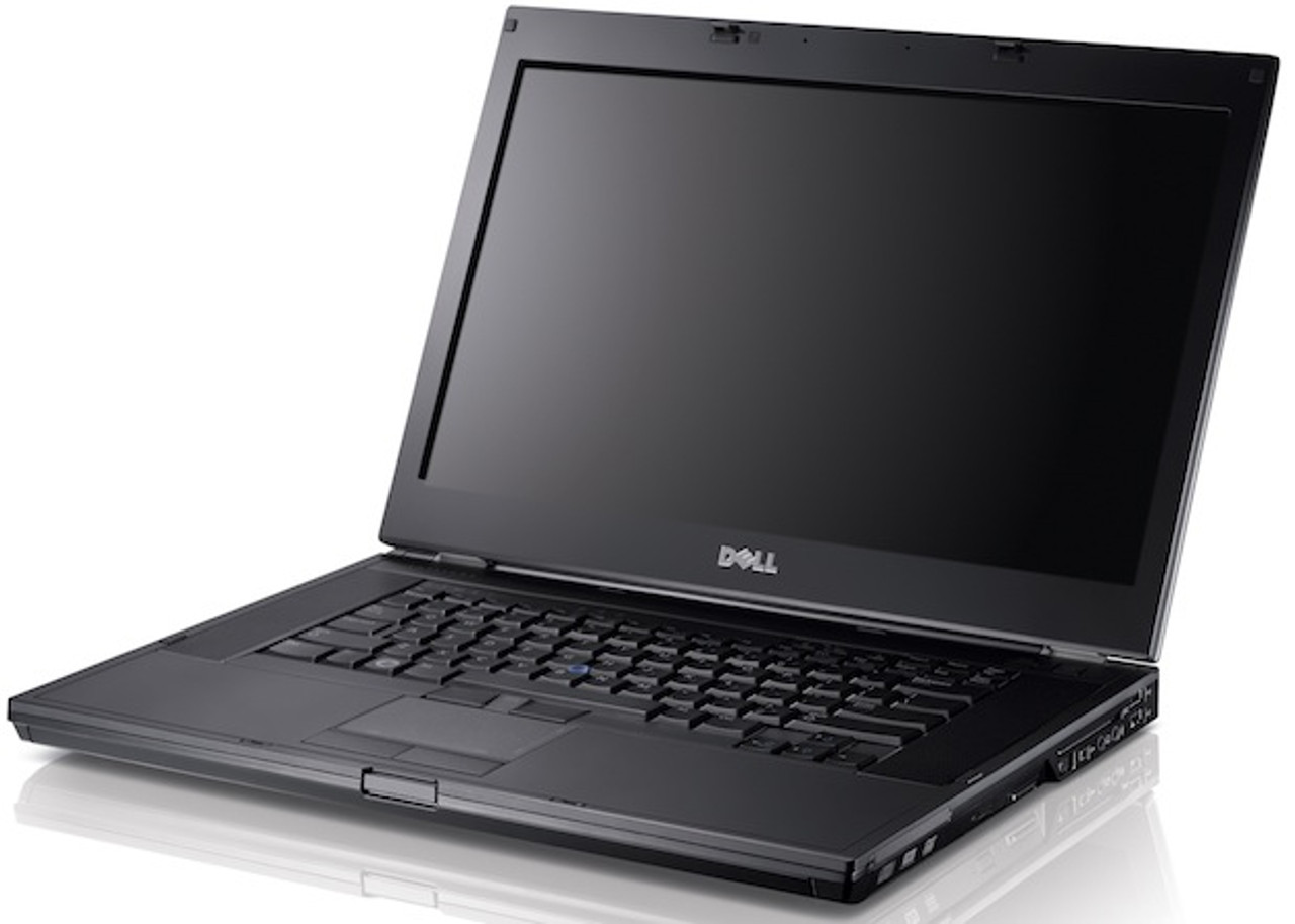 Dell Latitude E6410 Laptop Core i5 2.53GHz, 4GB Ram, 250GB HDD, DVD-RW, Windows 10 Pro 64 Notebook