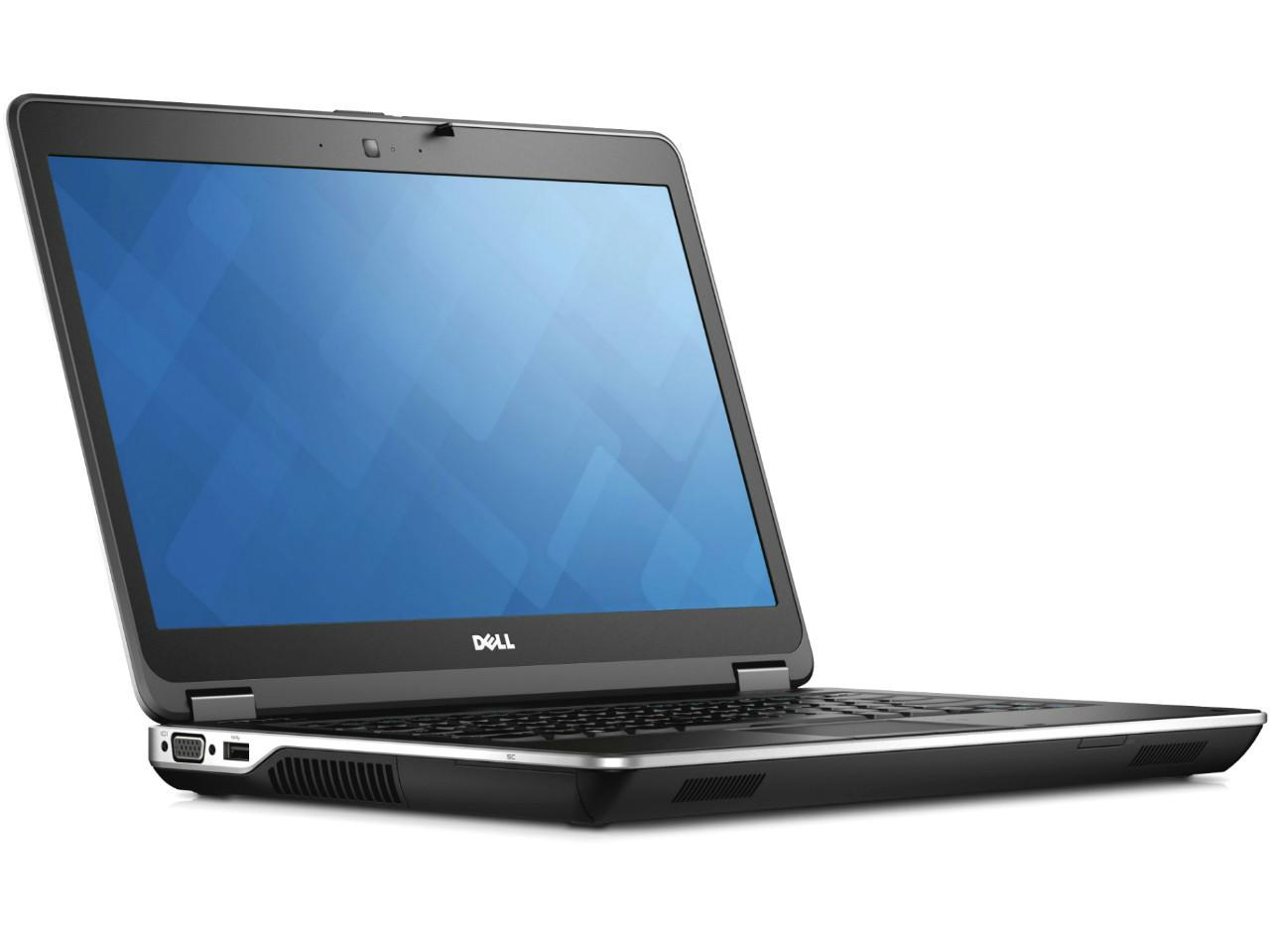 Dell Latitude E6440 Laptop Core i7 2.9GHz, 8GB Ram, 250GB SSD, DVD-RW, Windows 10 Pro 64 Notebook