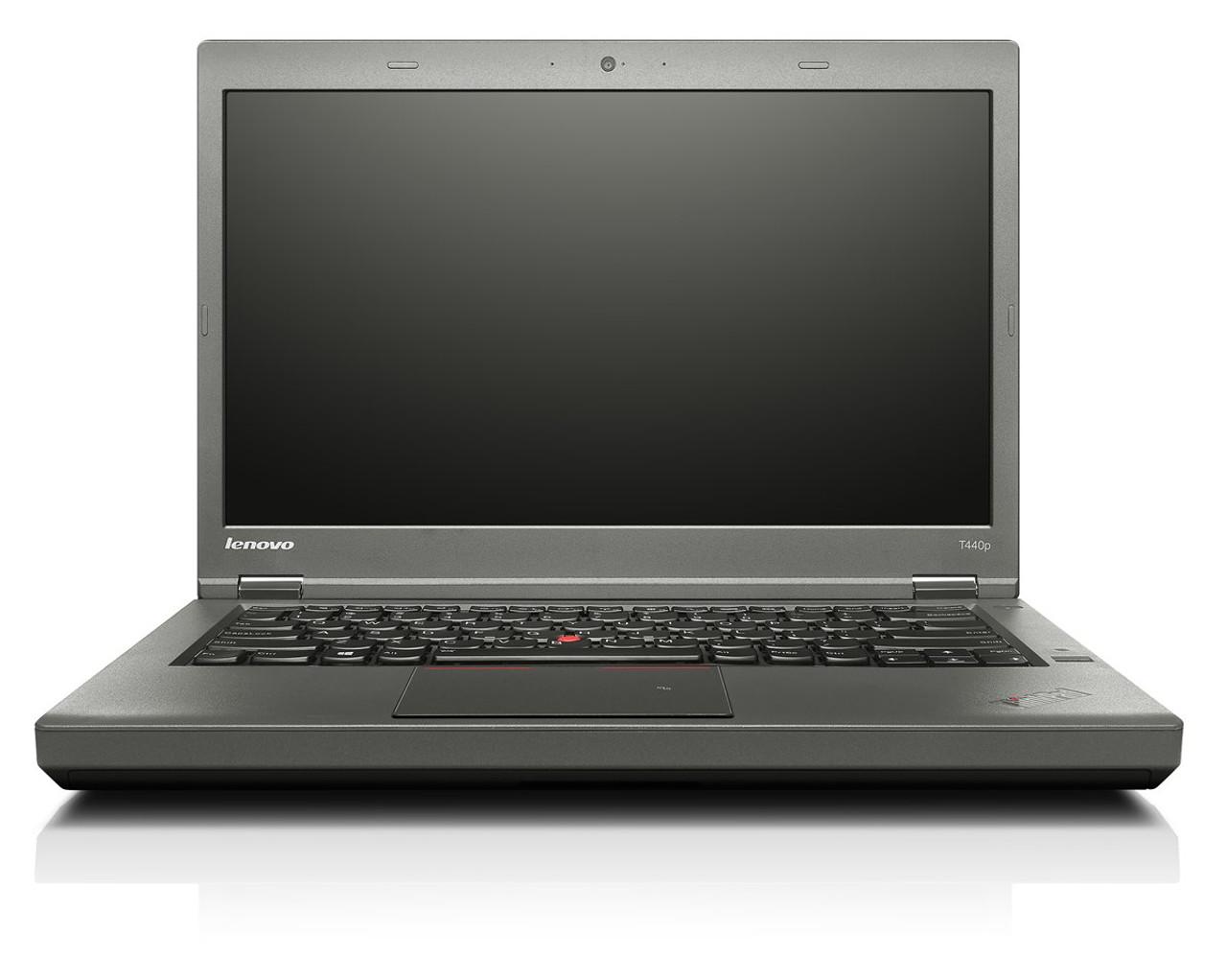 IBM Lenovo Thinkpad T440p Laptop Core i7 2.9GHz, 8GB Ram, 250GB SSD, DVD-RW, Windows 10 Pro 64 Notebook
