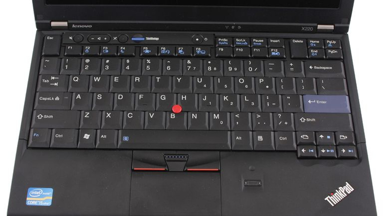 IBM Lenovo Thinkpad X220 Laptop Quad Core i5 2.6GHz, 8GB Ram, 320GB HDD, Windows 10 Pro 64 Notebook