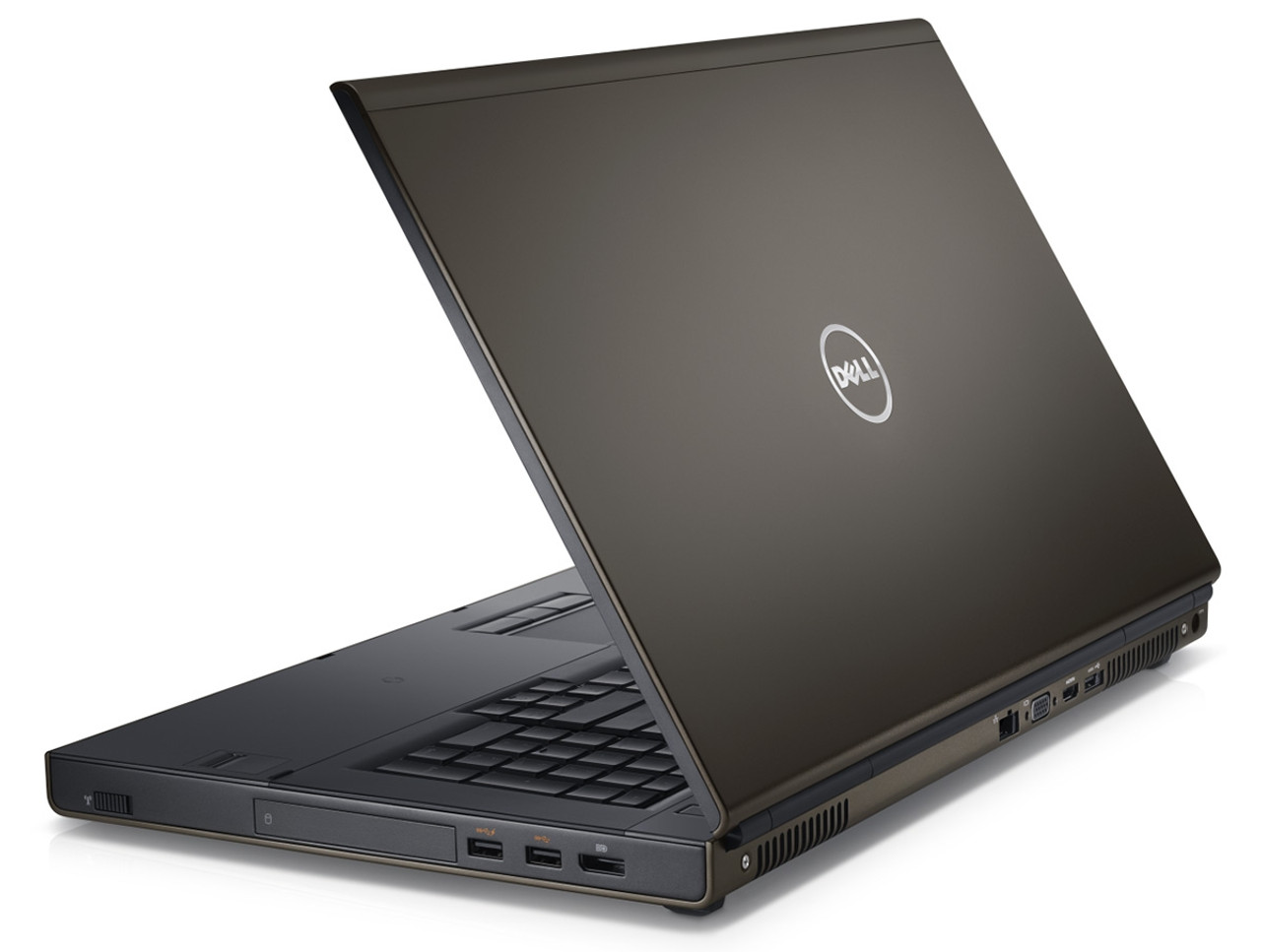 Dell Precision M6600 Laptop Quad Core i7 2.4GHz, 16GB Ram, 250GB SSD, DVD-RW, Windows 10 Pro 64 Notebook