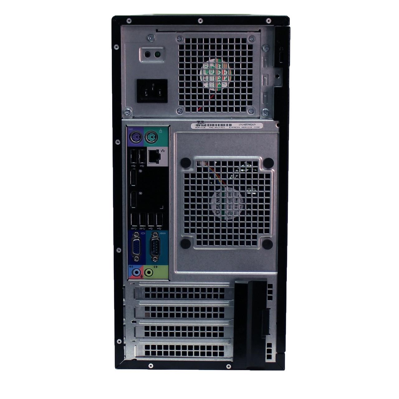 Dell Optiplex 9020 Tower Quad Core i5 3.2GHz, 8GB