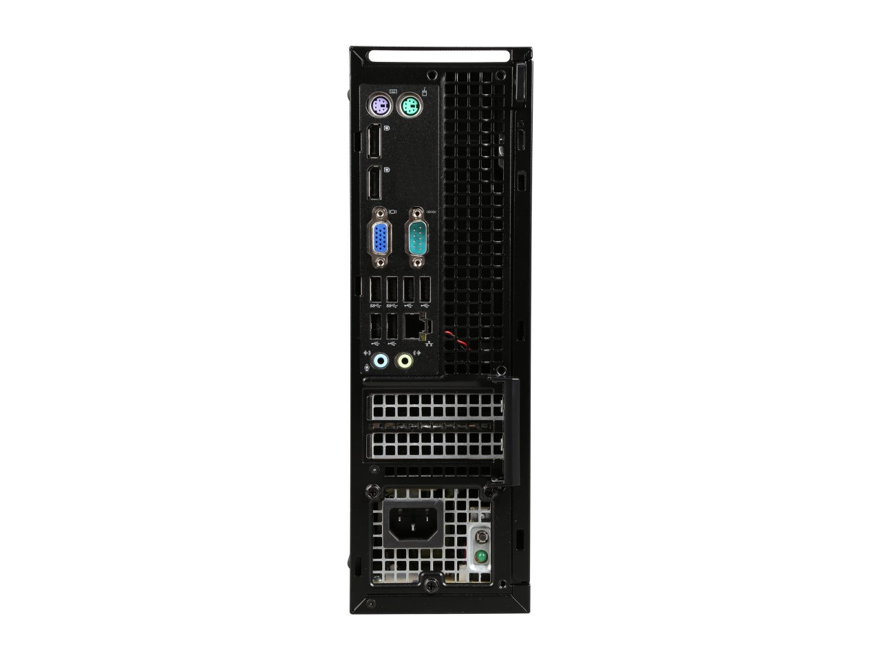 Dell Optiplex 9020 SFF Quad Core i7 3.4GHz, 8GB Ram, 500GB HDD, DVD-RW, Windows 10 Pro 64 Desktop Computer