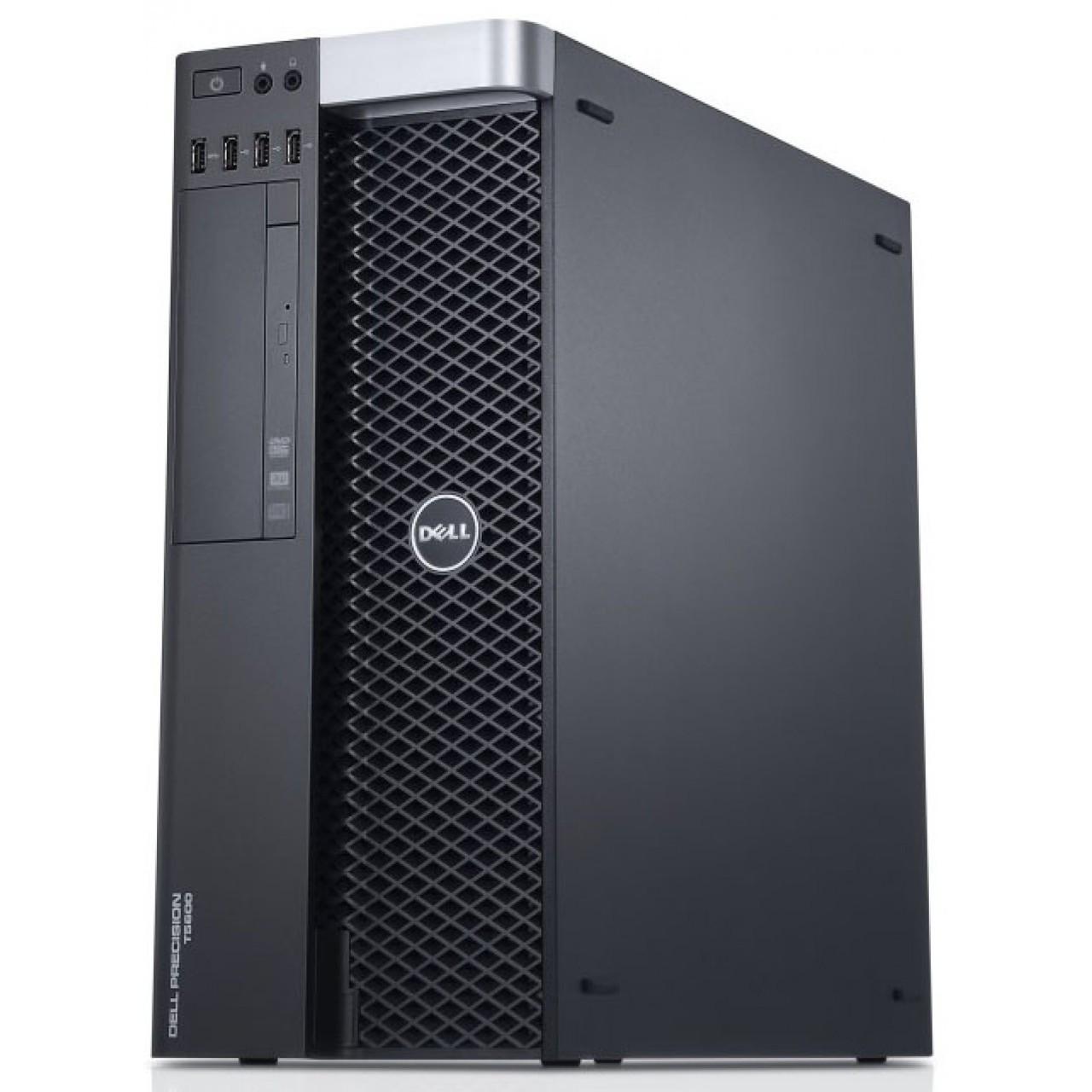 Dell Precision T5600 Tower Quad Core Dual Intel Xeon
