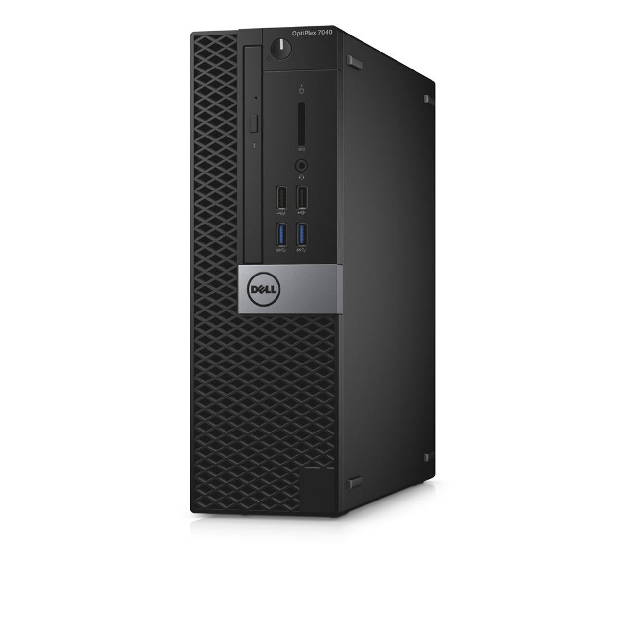 Dell Optiplex 7040 SFF Quad Core i5 3.2GHz, 8GB Ram, 500GB HDD, DVD-RW, Windows 10 Pro 64 Desktop Computer