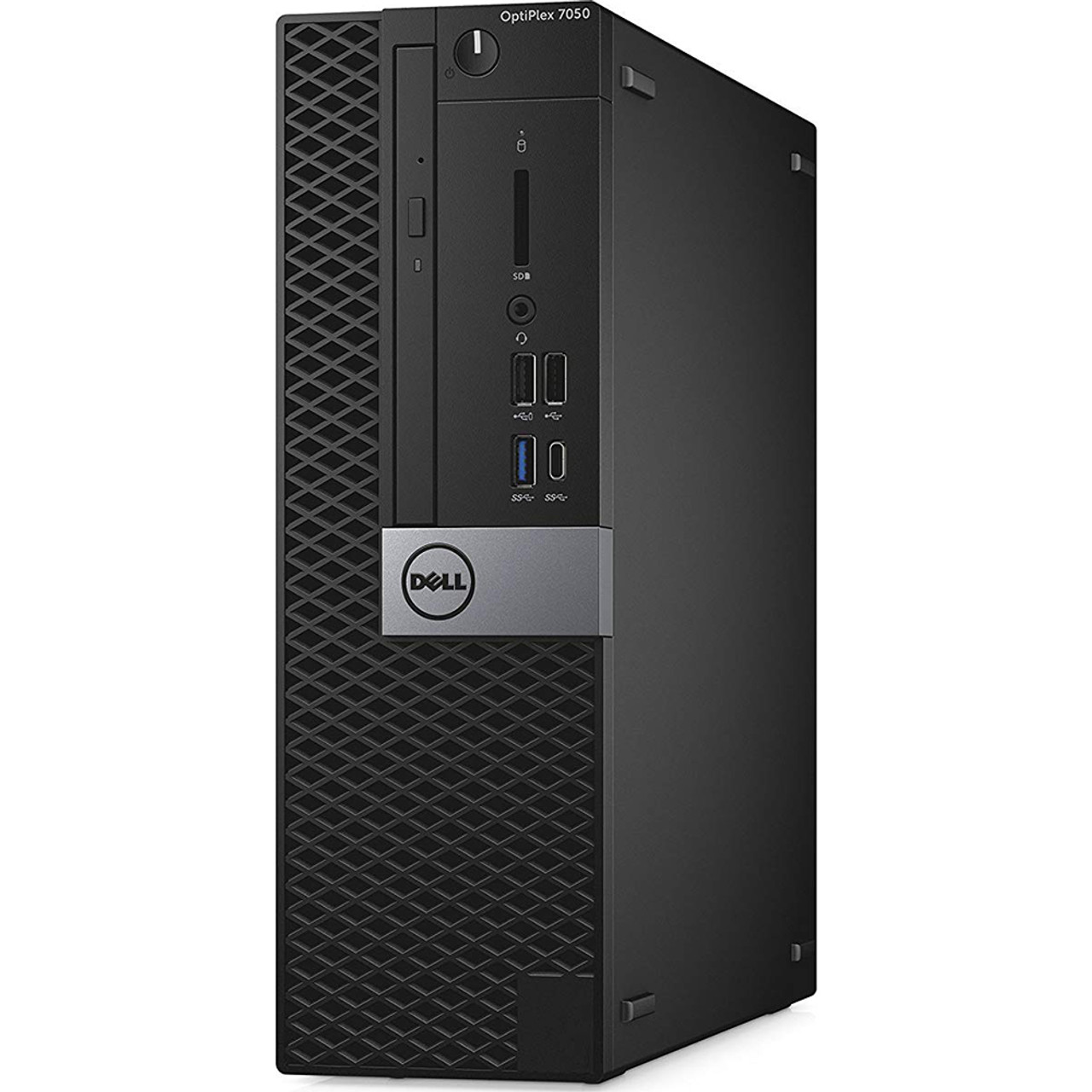 Dell Optiplex 7050 SFF Quad Core i5 3.2GHz, 8GB Ram, 500GB HDD, DVD-RW, Windows 10 Pro 64 Desktop Computer