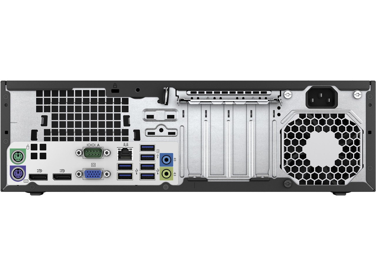HP Elitedesk 800 G2 SFF Quad Core i5 3.2GHz, 8GB Ram, 500GB HDD, DVD-RW, Windows 10 Pro 64 Desktop Computer