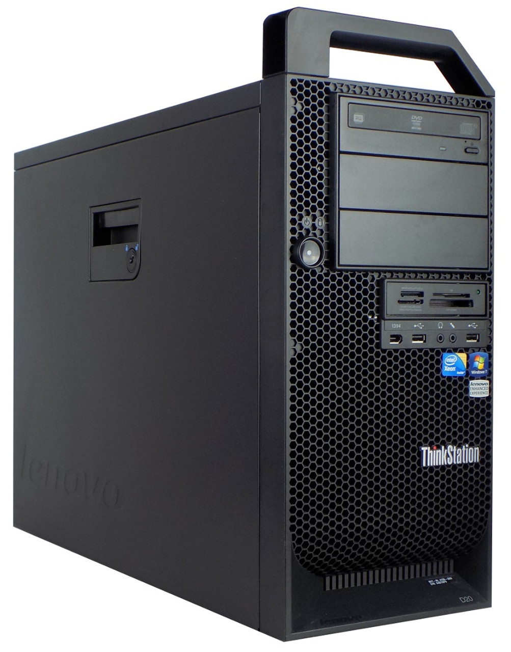 IBM Lenovo Thinkstation D20 tower Quad Core Dual