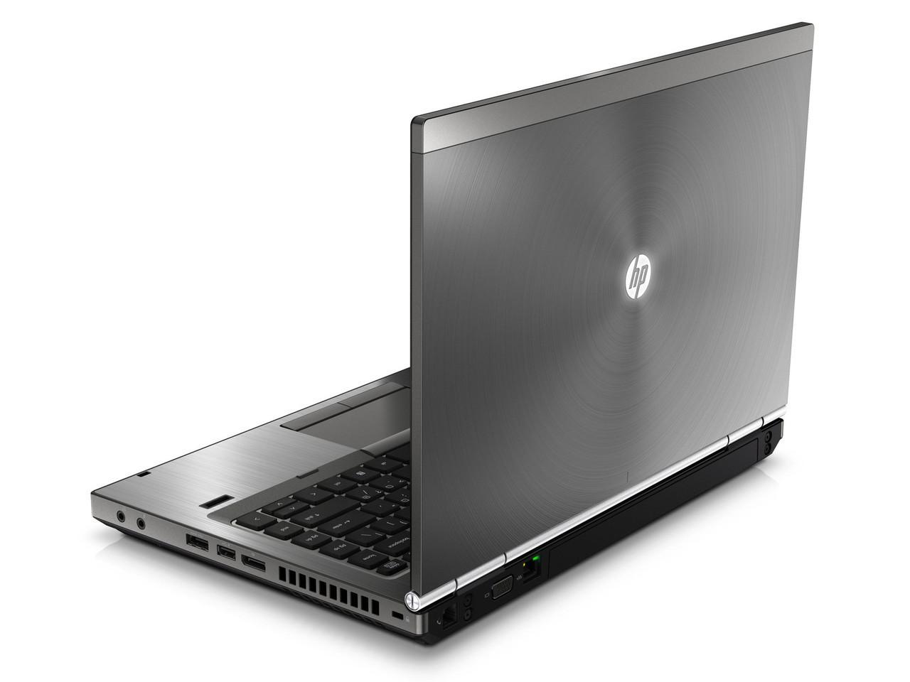 HP Compaq Elitebook 8460p Laptop Core i5 2.5GHz, 4GB Ram, 320GB HDD, DVD-RW, Windows 10 Pro 64 Notebook