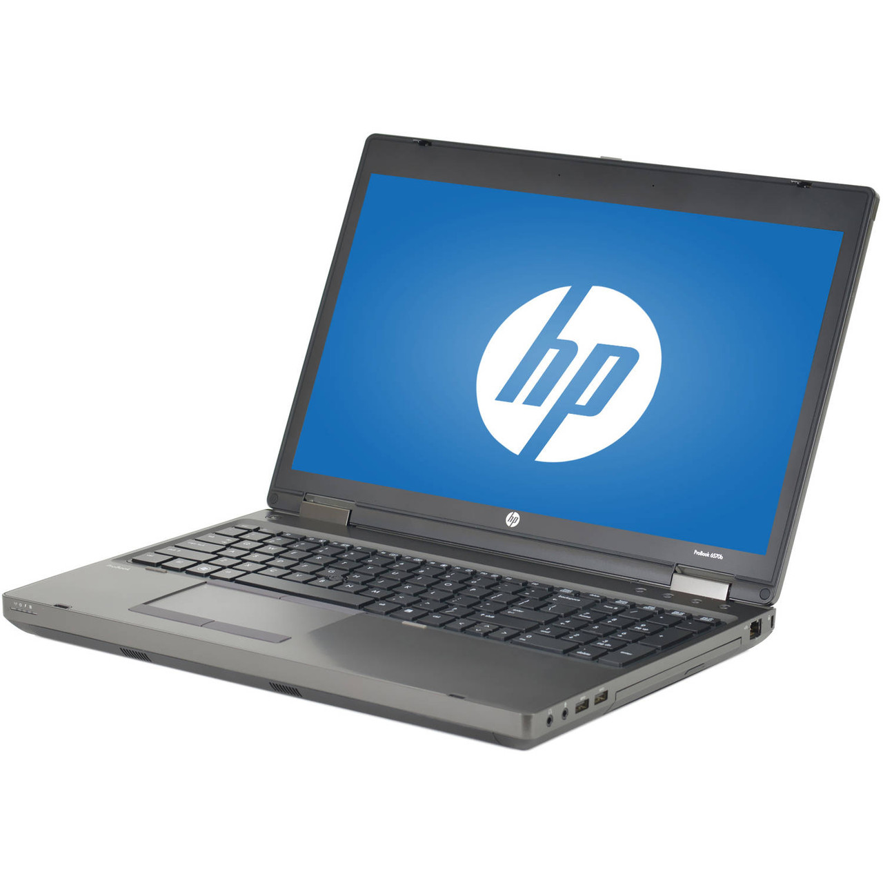 HP Compaq Probook 6570b Laptop Core i5 2.6GHz, 8GB Ram, 250GB SSD, DVD-RW, Windows 10 Pro 64 Notebook