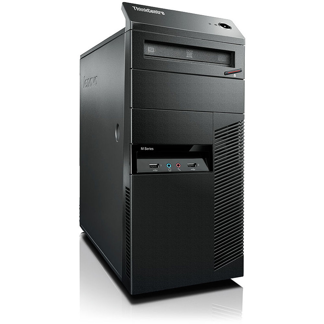 IBM Lenovo ThinkCentre M92p Tower i5 Quad Core 3.2GHz, 8GB Ram, 500GB HDD, DVD-RW  Desktop Computer Windows 10 Pro 64
