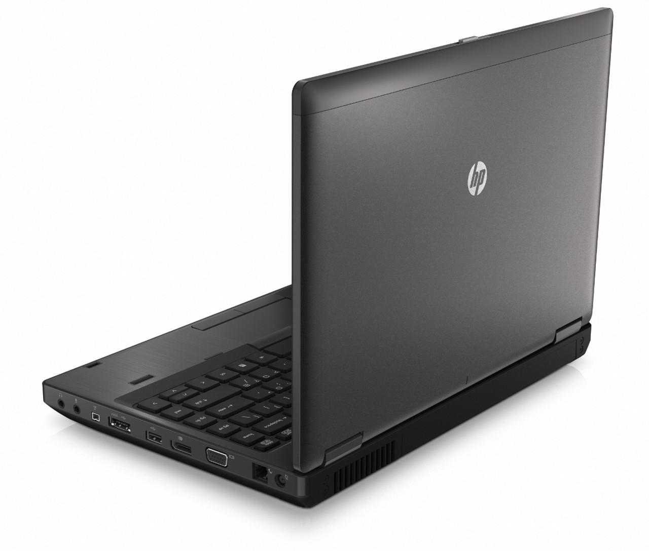 HP Compaq Probook 6360B Laptop Core i5 2.6GHz, 4GB Ram, 320GB HDD, DVD-RW, Windows 10 Pro 64 Notebook
