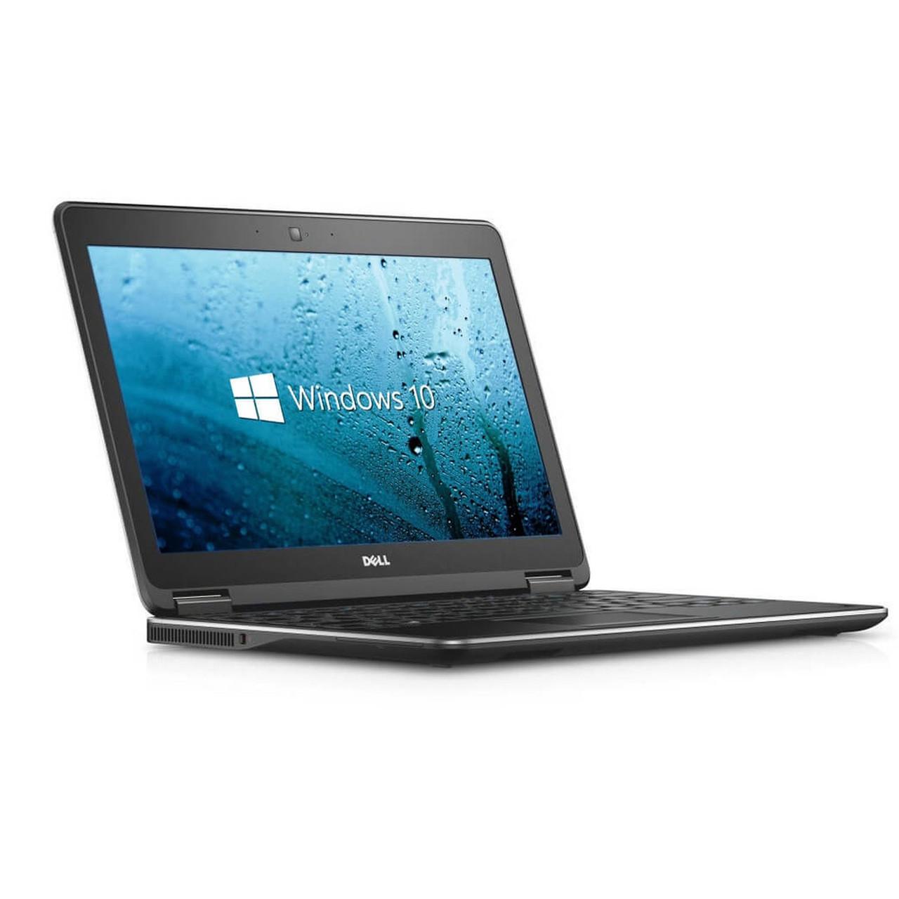 Dell Latitude E7250 Laptop Core i5 2.3GHz, 8GB Ram, 256GB SSD, Windows 10 Pro 64 Ultrabook Notebook