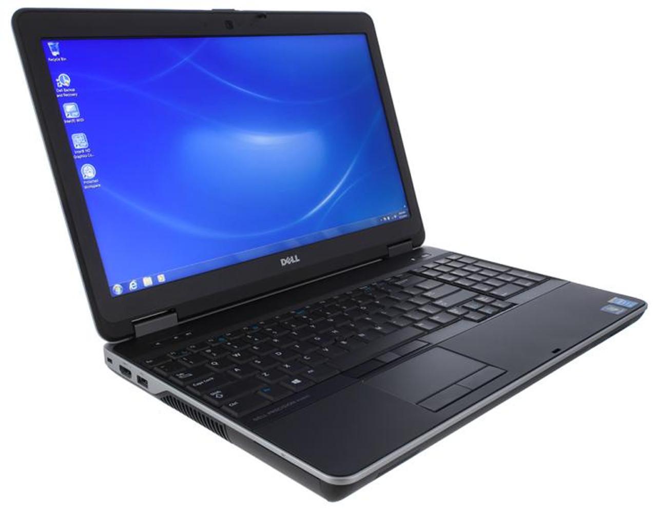 Dell Precision M2800 Laptop Quad Core i5 2.7GHz, 16GB Ram, 250GB SSD, DVD-RW, Windows 10 Pro 64