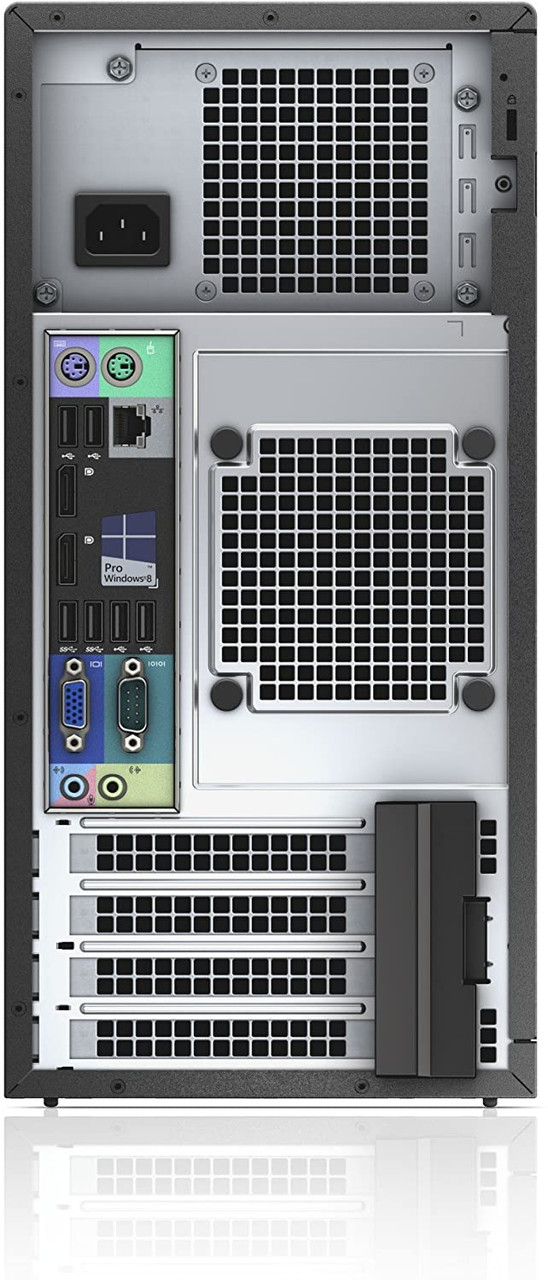 Dell Optiplex XE2 Tower Quad Core i7 3.1GHz, 8GB Ram, 500GB HDD, DVD-RW, Windows 10 Pro 64 Desktop Computer