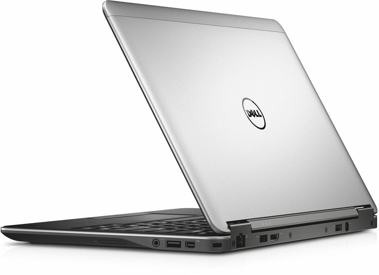 Dell Latitude E7240 Laptop Core i7 2.1GHz, 8GB Ram, 256GB SSD, Windows 10 Pro 64 Ultrabook Notebook