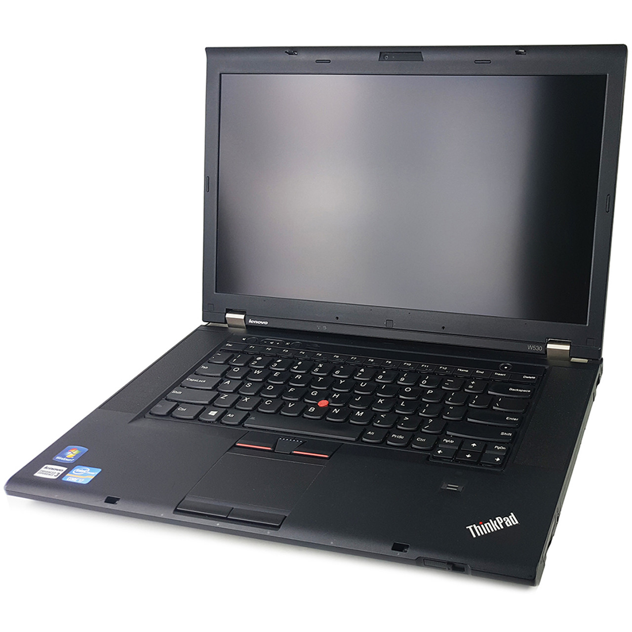 IBM Lenovo Thinkpad W530 Laptop Core i7 2.7GHz, 8GB Ram, 250GB SSD, DVD-RW, Windows 10 Pro 64 Notebook