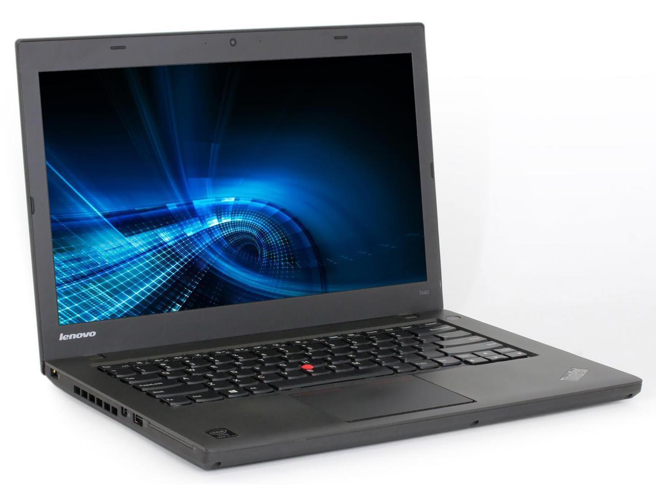 IBM Lenovo Thinkpad T440 Laptop Core i5 1.9GHz, 8GB Ram, 250GB SSD, Windows 10 Pro 64 Notebook