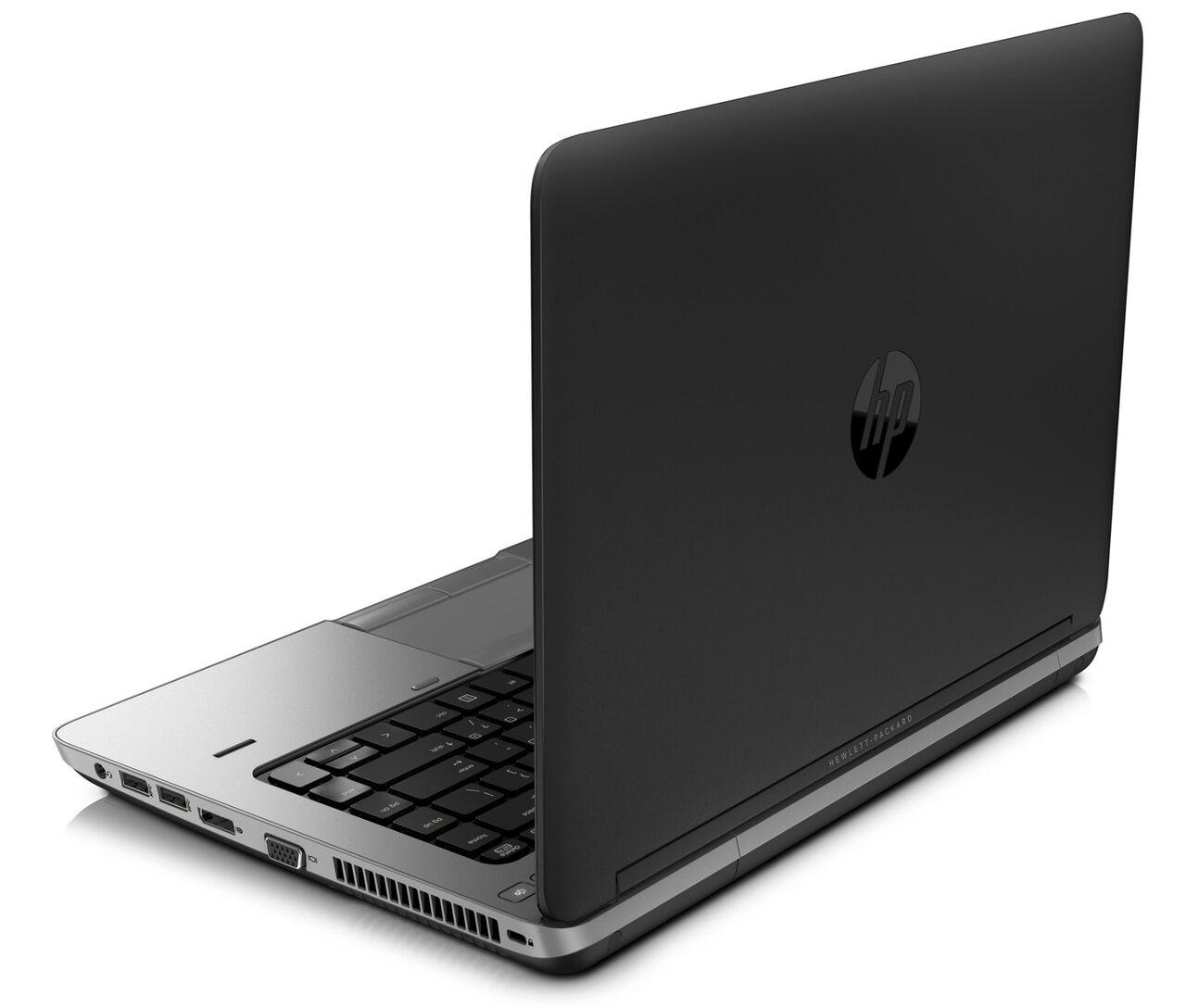 HP Probook 640 G1 Laptop Core i5 2.6GHz, 8GB Ram, 250GB SSD, DVD-RW, Windows 10 Pro 64 Notebook