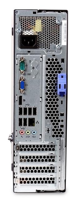 IBM Lenovo ThinkCentre M81 0385 SFF i5 Quad Core 3.1GHz, 4GB Ram, 500GB HDD, DVD-RW  Desktop Computer Windows 7 Pro 64