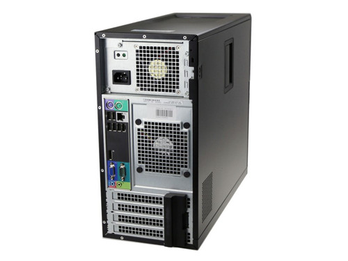 Dell Optiplex 990 Tower Quad Core i7 3.4GHz, 8GB Ram, 500GB HDD, DVD-RW, Windows 10 Pro 64 Desktop Computer