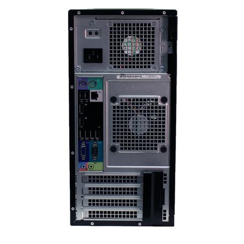 Dell Optiplex 9020 Tower Quad Core i5 3.2GHz, 8GB Ram, 500GB HDD, DVD-RW, Windows 10 Pro 64 Desktop Computer