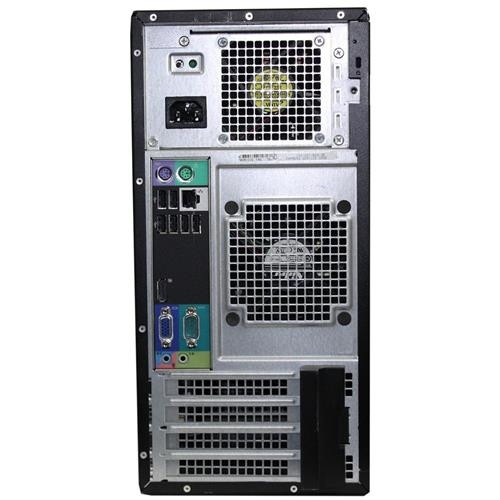 Dell Optiplex 790 Tower Quad Core i5 3.1GHz, 8GB Ram, 500GB HDD, DVD-RW, Windows 10 Pro 64 Desktop Computer