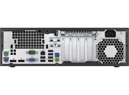 HP Elitedesk 800 G2 SFF Quad Core i7 3.4GHz, 8GB Ram, 500GB HDD, DVD-RW, Windows 10 Pro 64 Desktop Computer