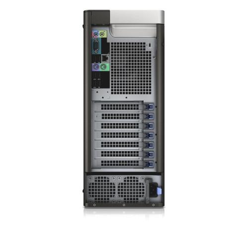 Dell Precision T5810 Tower Quad Core Intel Xeon 2.8GHz, 8GB Ram, 500GB HDD, DVD-RW, Windows 10 Pro 64 Desktop Computer