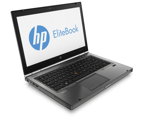 HP Compaq Elitebook 8740w Laptop Core i5 2.53GHz, 16GB Ram, 250GB SSD, DVD-RW, Windows 10 Pro 64 Notebook