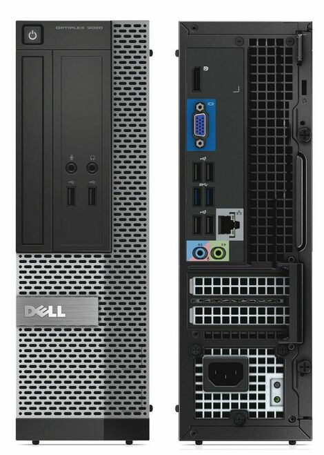 Dell Optiplex 3020 SFF i5 Windows 10