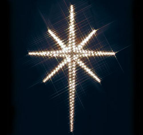 Holy Star Wood Pattern