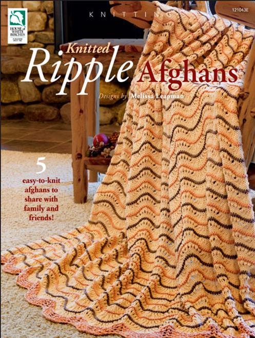 Knitting Ripples Afghans