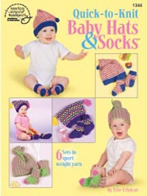 Quick Knit Baby Hats & Socks