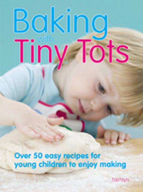 Baking with tiny tots