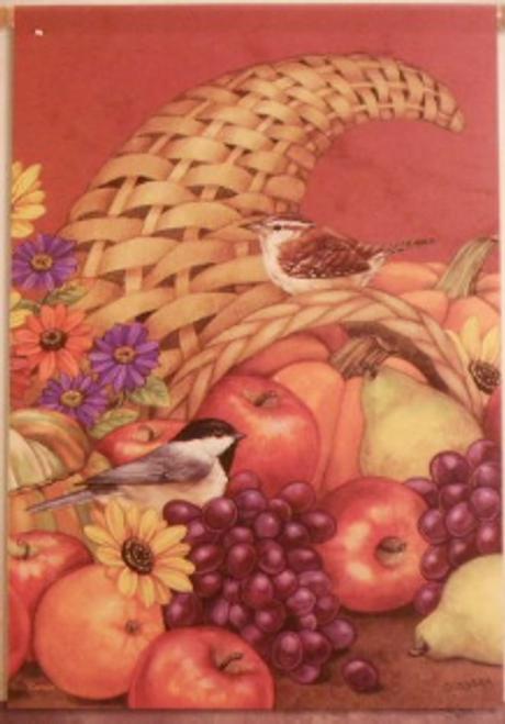 Harvest Time Flag