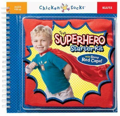 Super Hero Kit for Children ages 4 and up