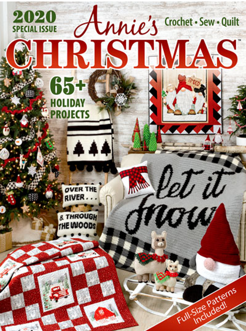 Annies 2020 Christmas Special Issue