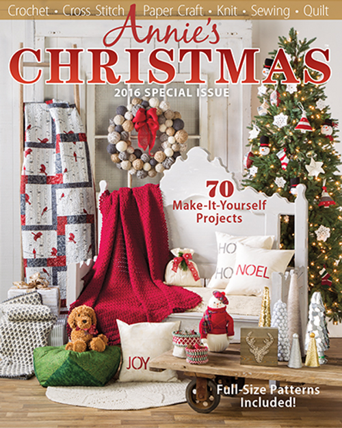Annie's  Christmas 2016 Special  Issue