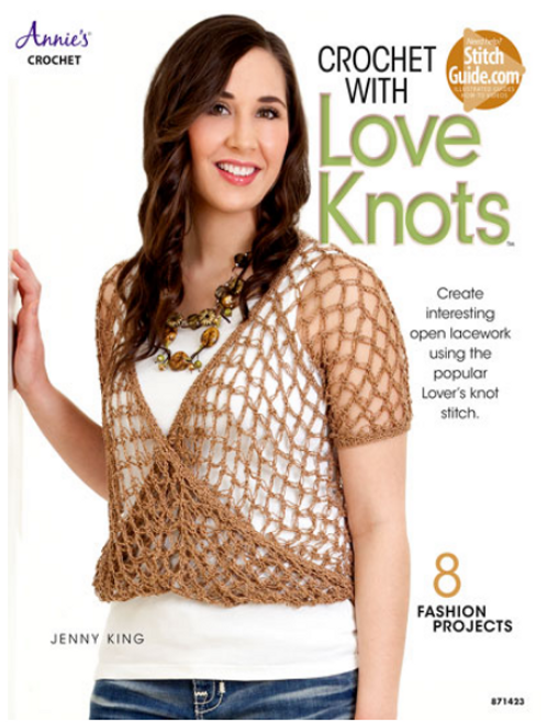 Annies Crochet With Love Knots